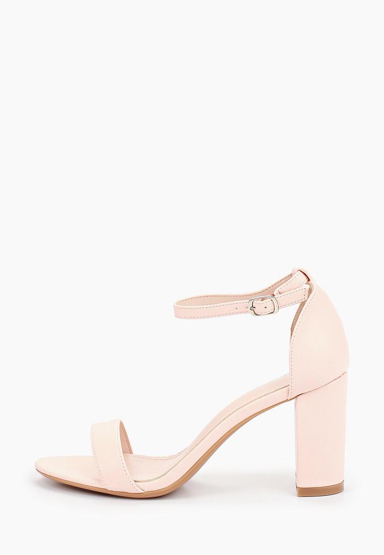 Женские босоножки Ideal Shoes F98-P-6398-1