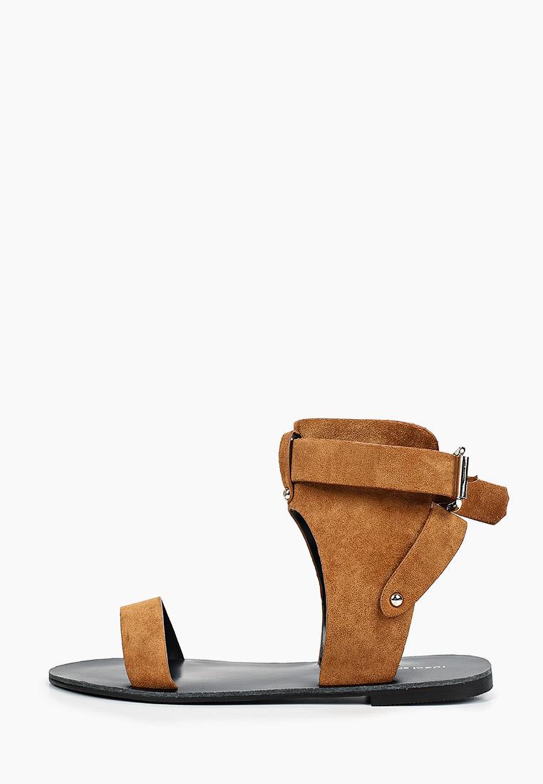 Женские сандалии Ideal Shoes F98-U-3818