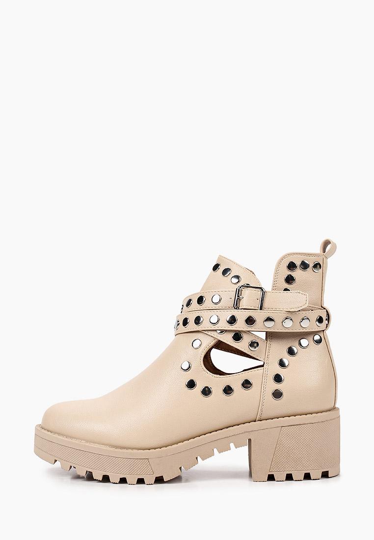 Женские ботинки Ideal Shoes F98-8355