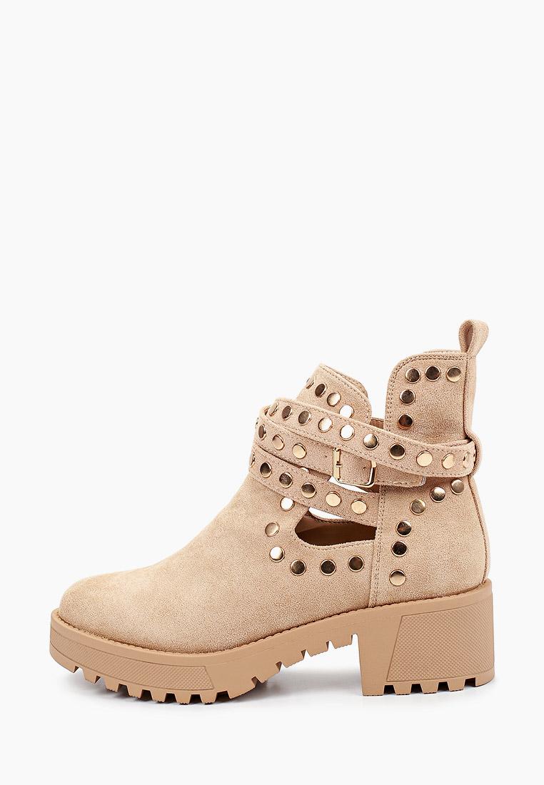 Женские ботинки Ideal Shoes F98-8358