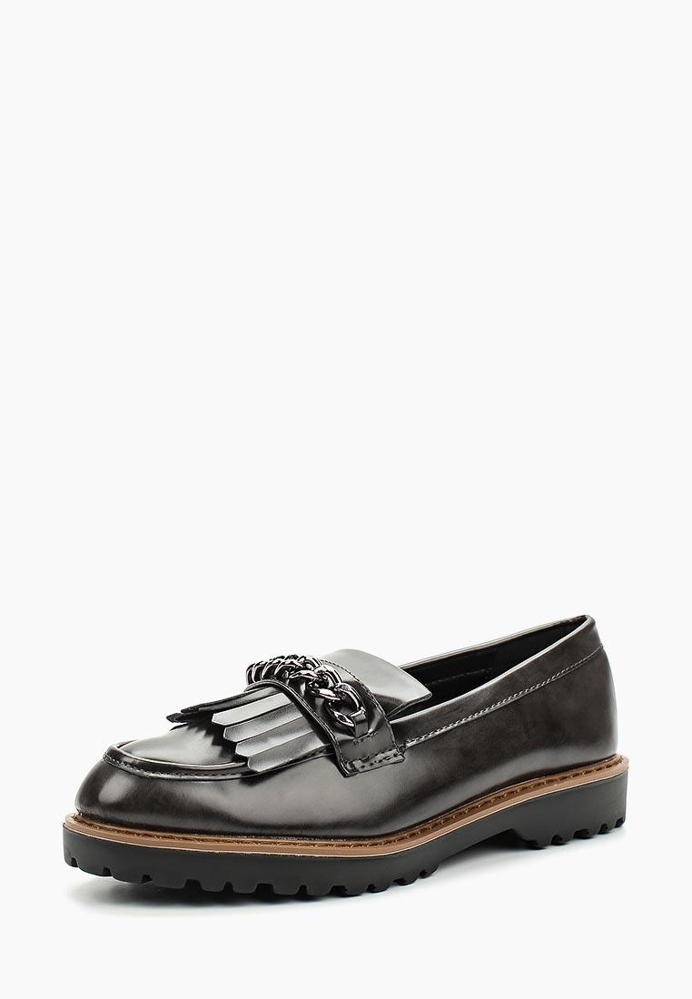 Женские лоферы Ideal Shoes MB-5839: изображение 6