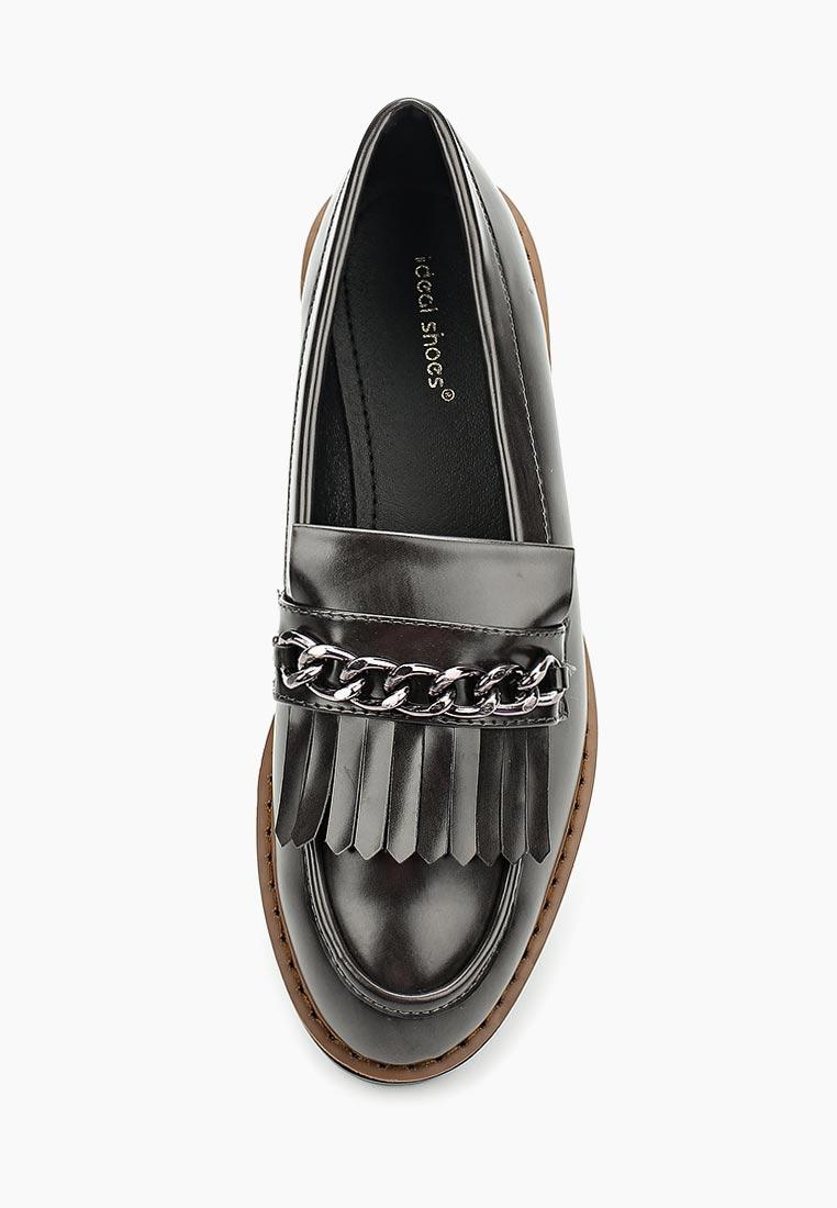 Женские лоферы Ideal Shoes MB-5839: изображение 9