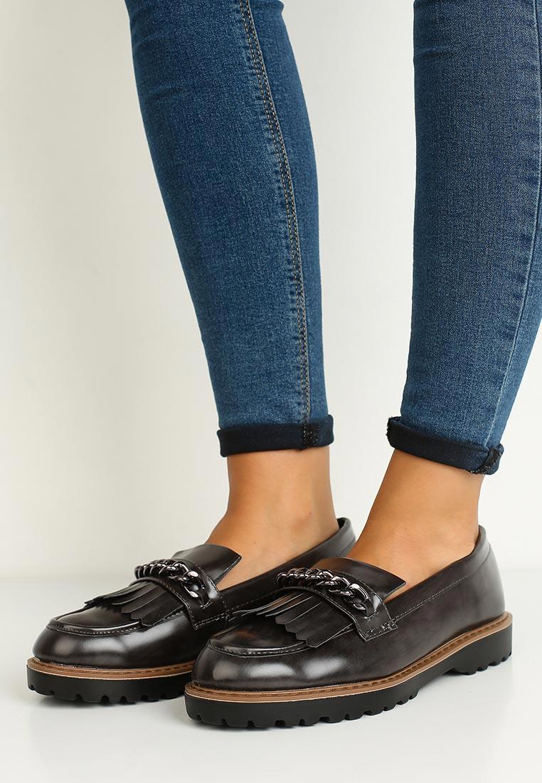 Женские лоферы Ideal Shoes MB-5839: изображение 10