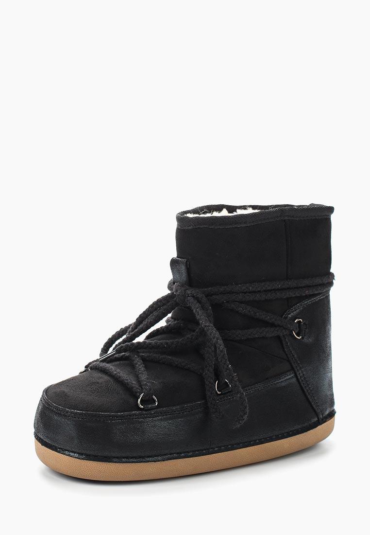 Женские ботинки Ideal Shoes HW-9500
