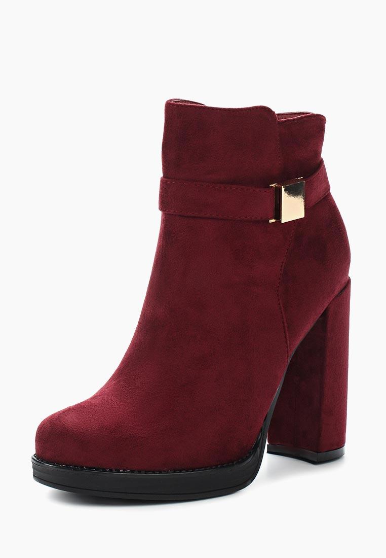 Женские ботильоны Ideal Shoes J-8682