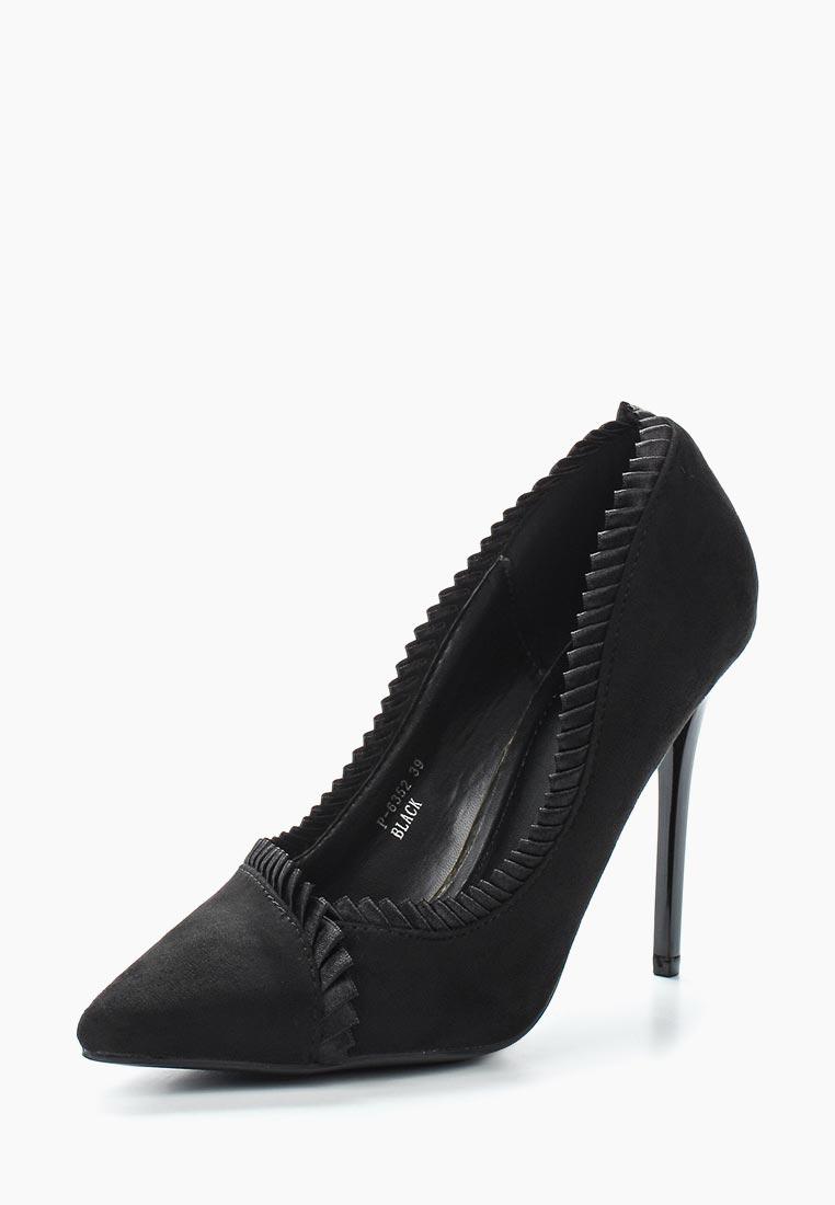 Женские туфли Ideal Shoes P-6352