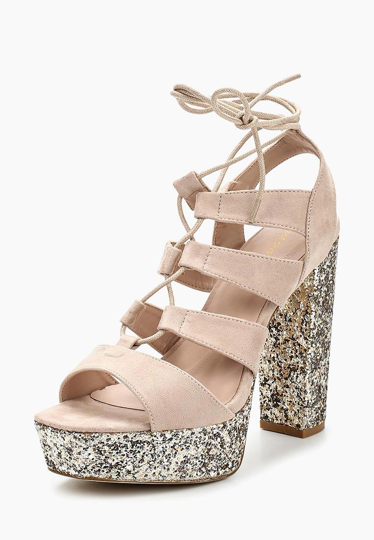 Женские босоножки Ideal Shoes SR-2620: изображение 1