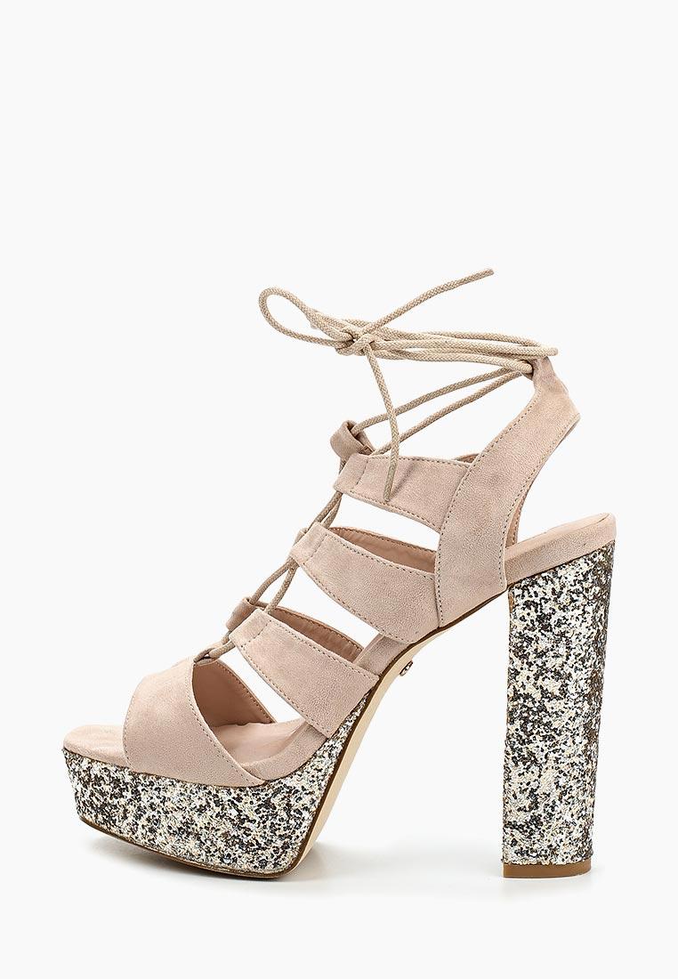 Женские босоножки Ideal Shoes SR-2620: изображение 2