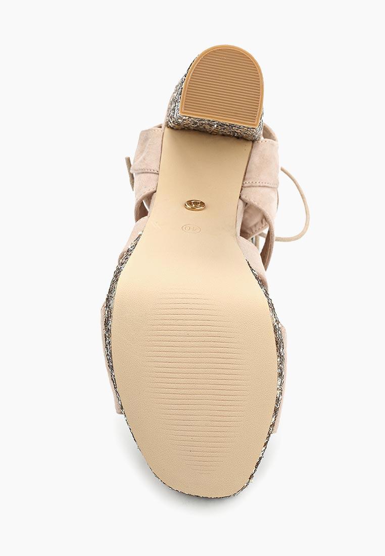 Женские босоножки Ideal Shoes SR-2620: изображение 3