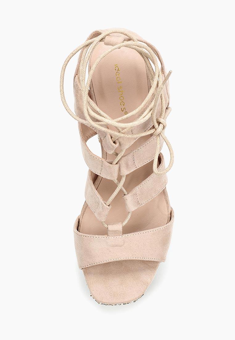 Женские босоножки Ideal Shoes SR-2620: изображение 4