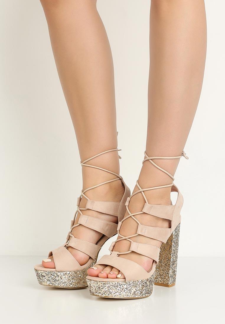 Женские босоножки Ideal Shoes SR-2620: изображение 5