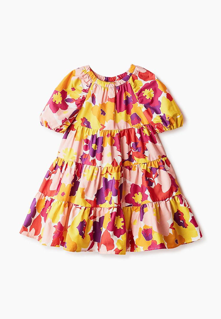Повседневное платье Il Gufo P21VM494C4072