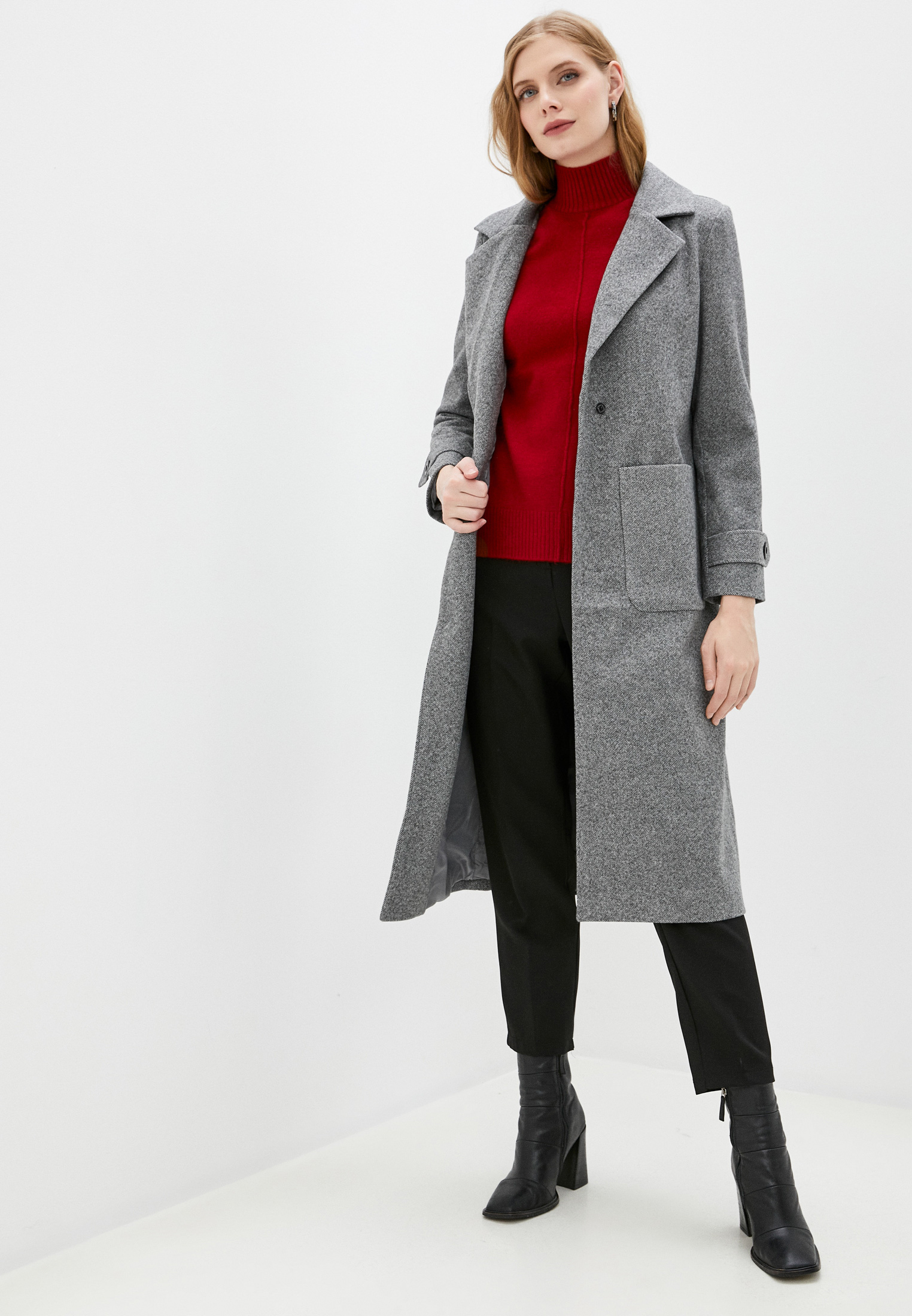 Женские пальто Imocean OZ20-10442-091: изображение 2
