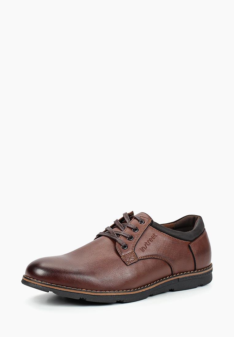 Мужские ботинки Instreet (Инстрит) 187-82MV-005ZT