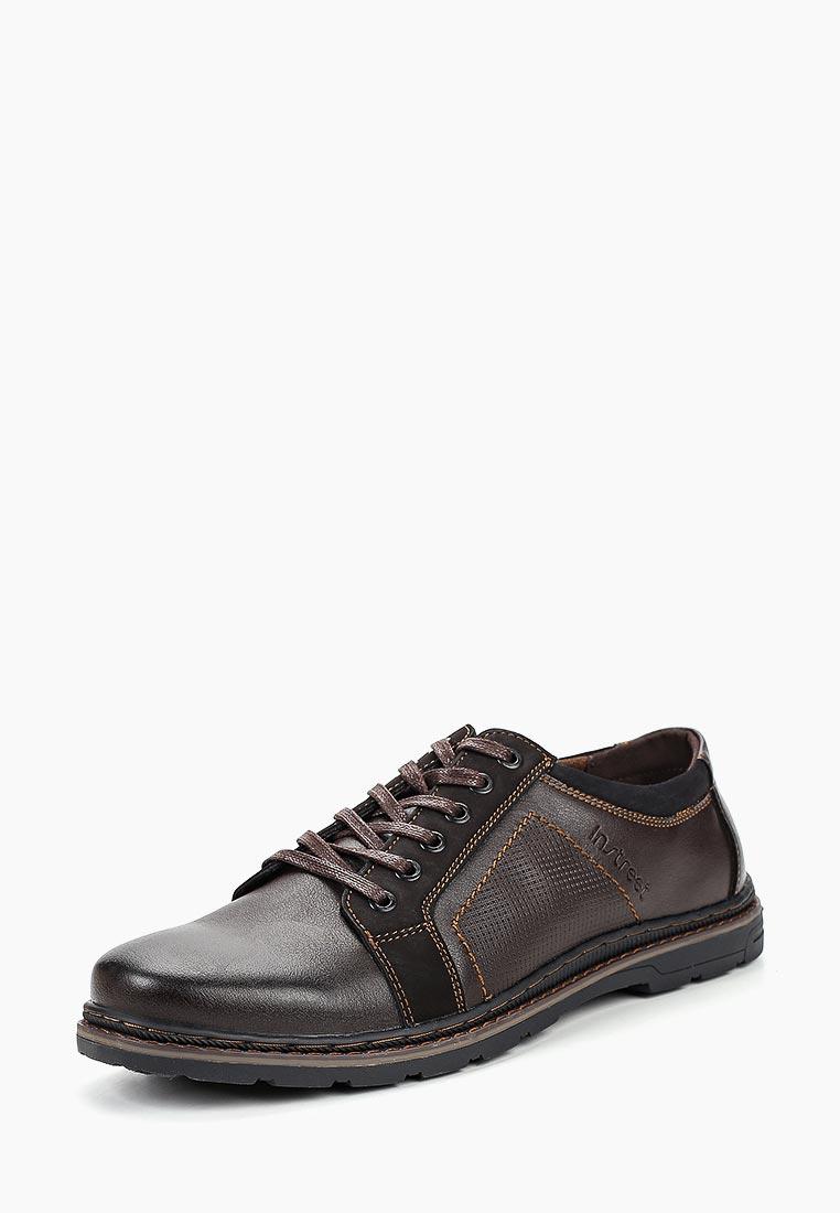 Мужские ботинки Instreet (Инстрит) 187-82MV-013ZT