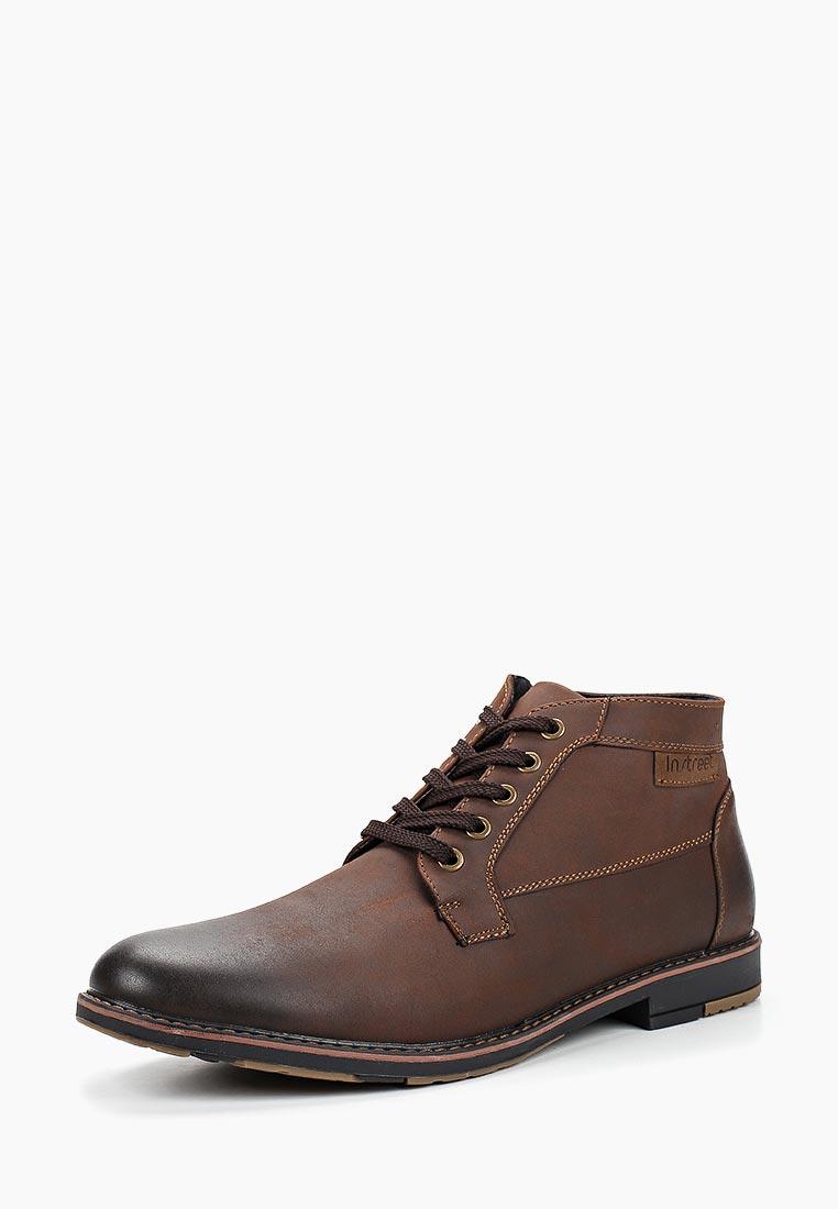 Мужские ботинки Instreet 248-82MV-029GR