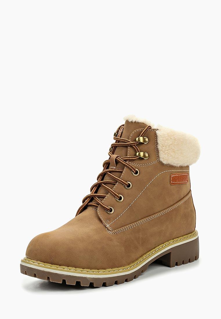 Женские ботинки Instreet 201-32WN-105GN