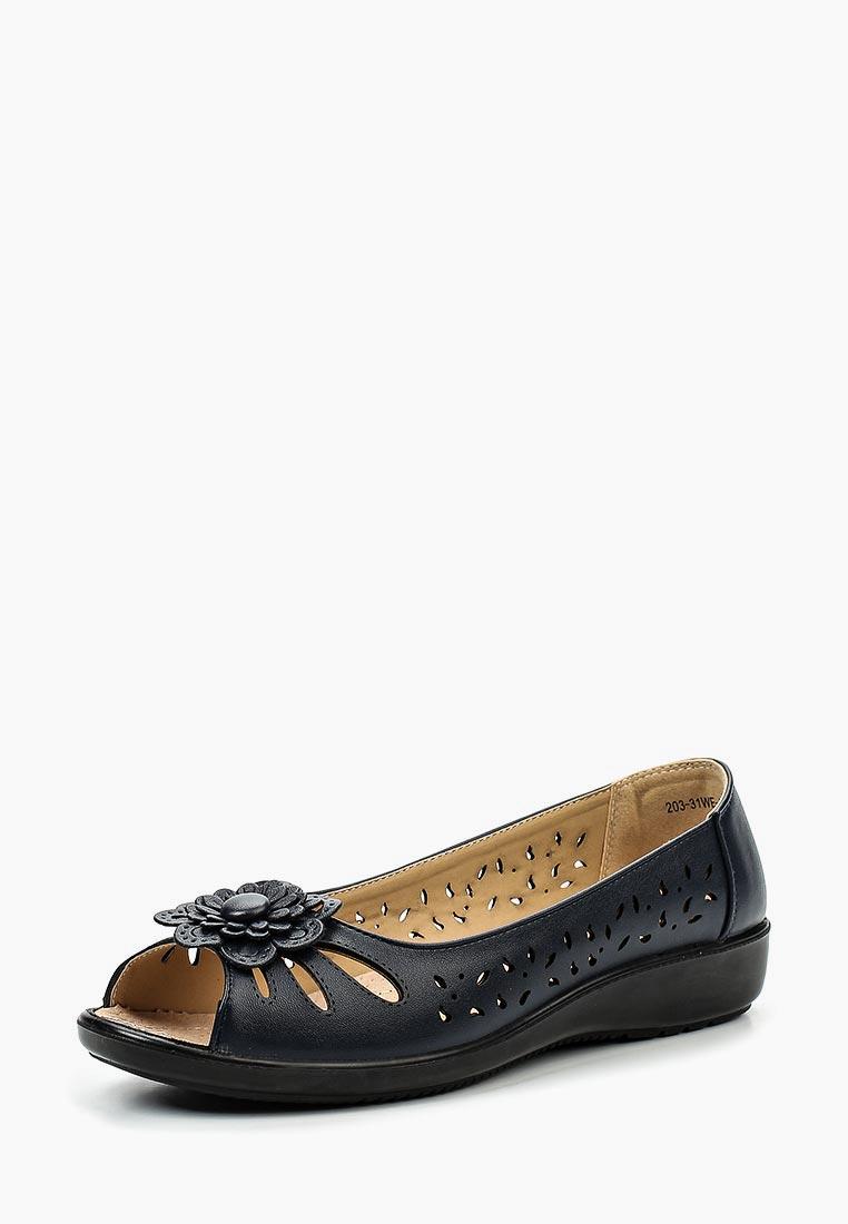 Женские туфли Instreet 203-31WE-033SS: изображение 6