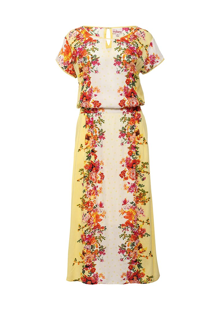 Повседневное платье Indiano Natural 615227-1V
