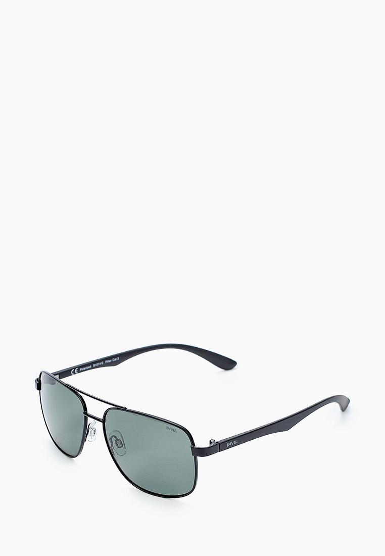 Мужские солнцезащитные очки Invu B1014C