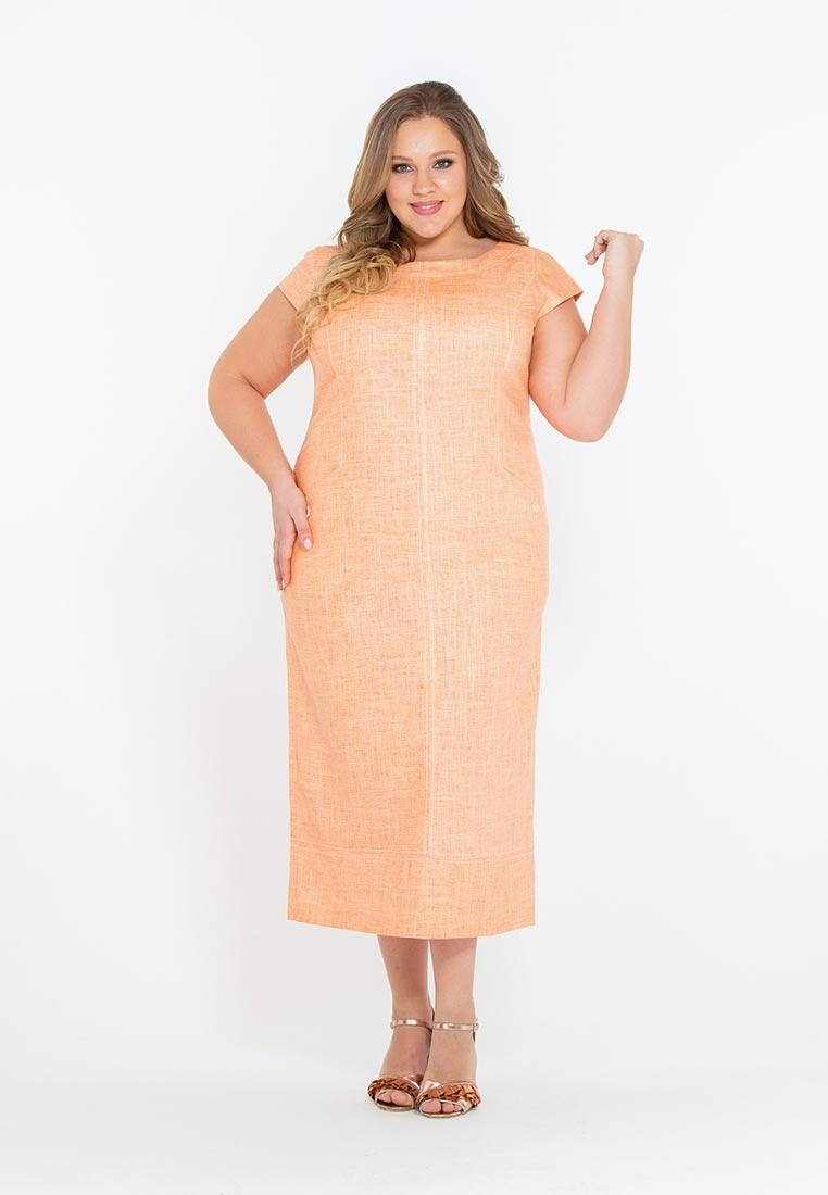 Повседневное платье Интикома 418103