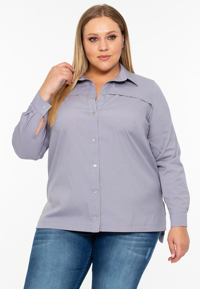 Женские рубашки с длинным рукавом Интикома 219603