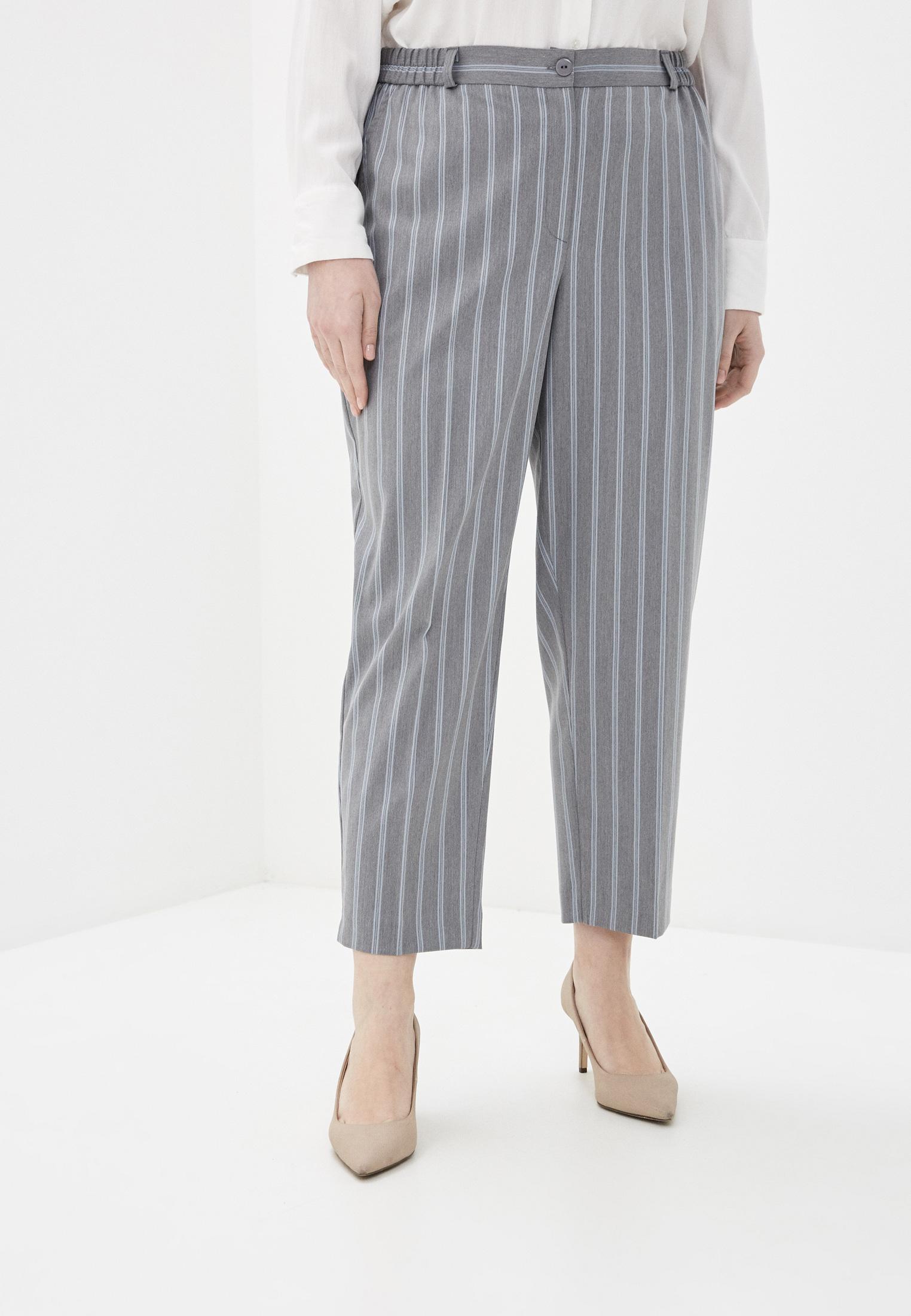 Женские прямые брюки Интикома 720049