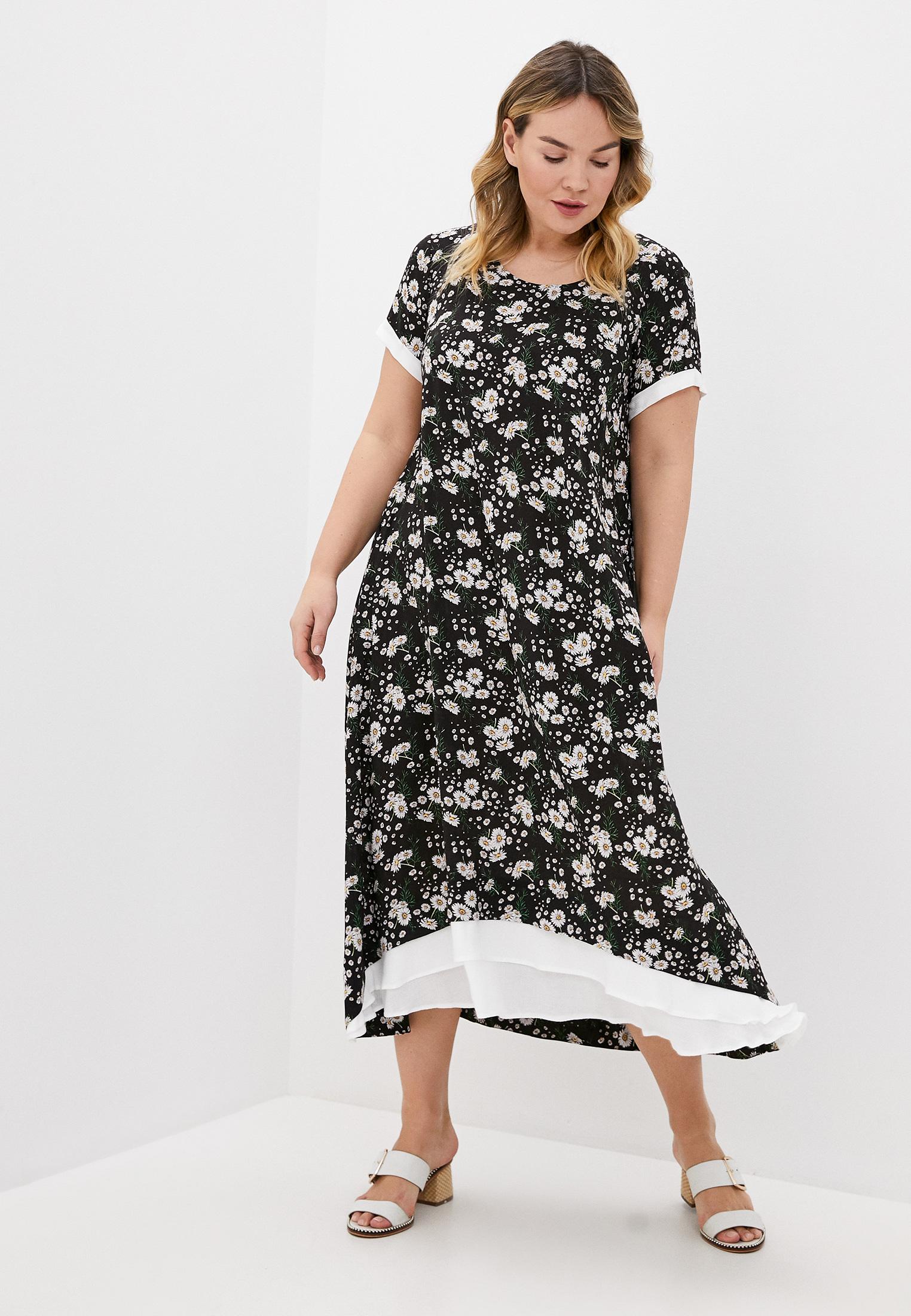 Повседневное платье Интикома 420054