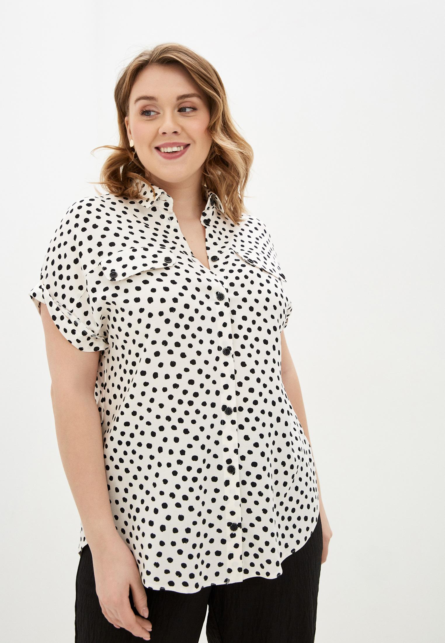 Рубашка с коротким рукавом Интикома 220080