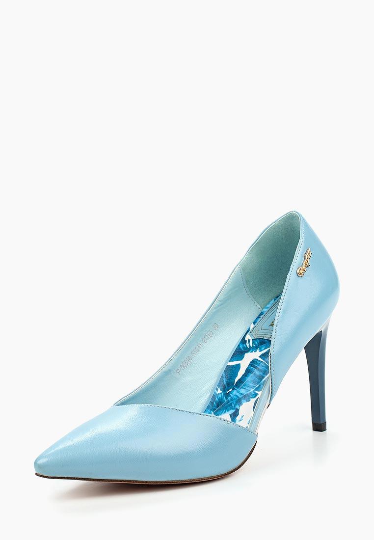 Женские туфли Item Black PSC526-S1541-2