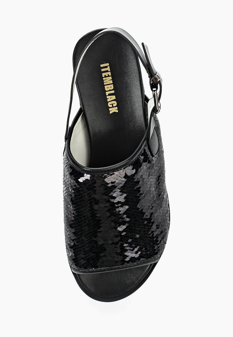 Женские сандалии Item Black L-101-X1041-1: изображение 9