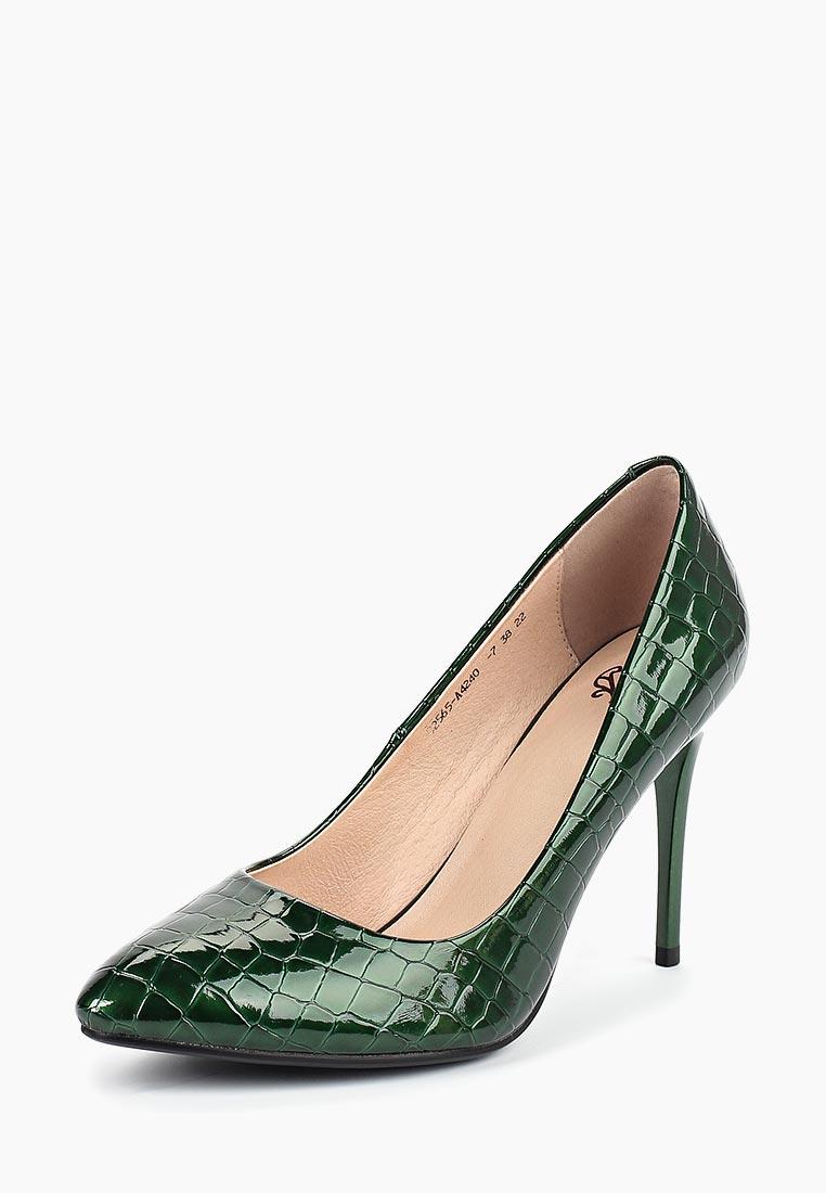 Женские туфли Ivolga (Иволга) D2565-A4240-7