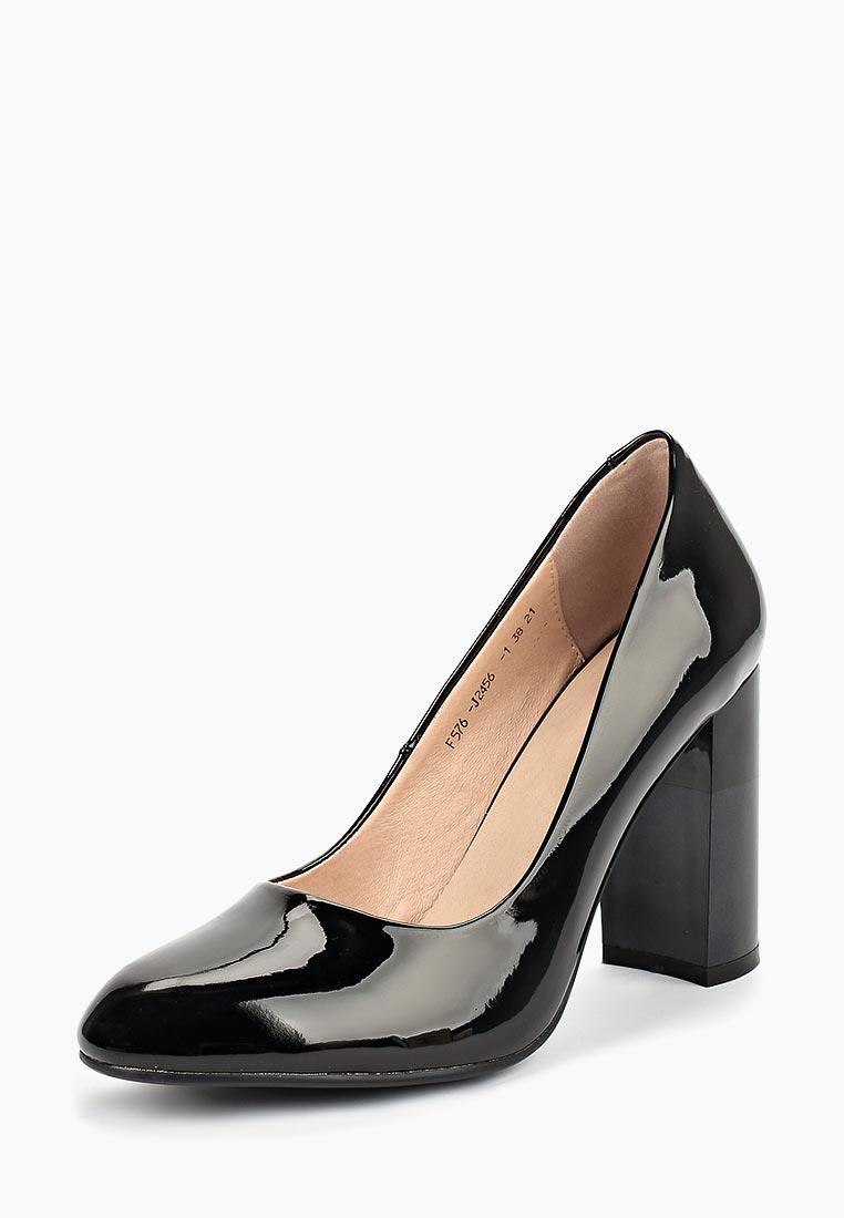 Женские туфли Ivolga (Иволга) F576-J2456-1