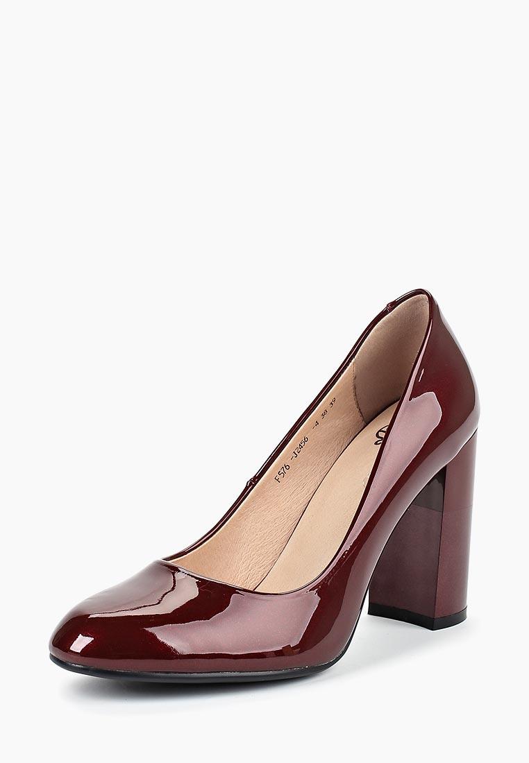 Женские туфли Ivolga (Иволга) F576-J2456-4