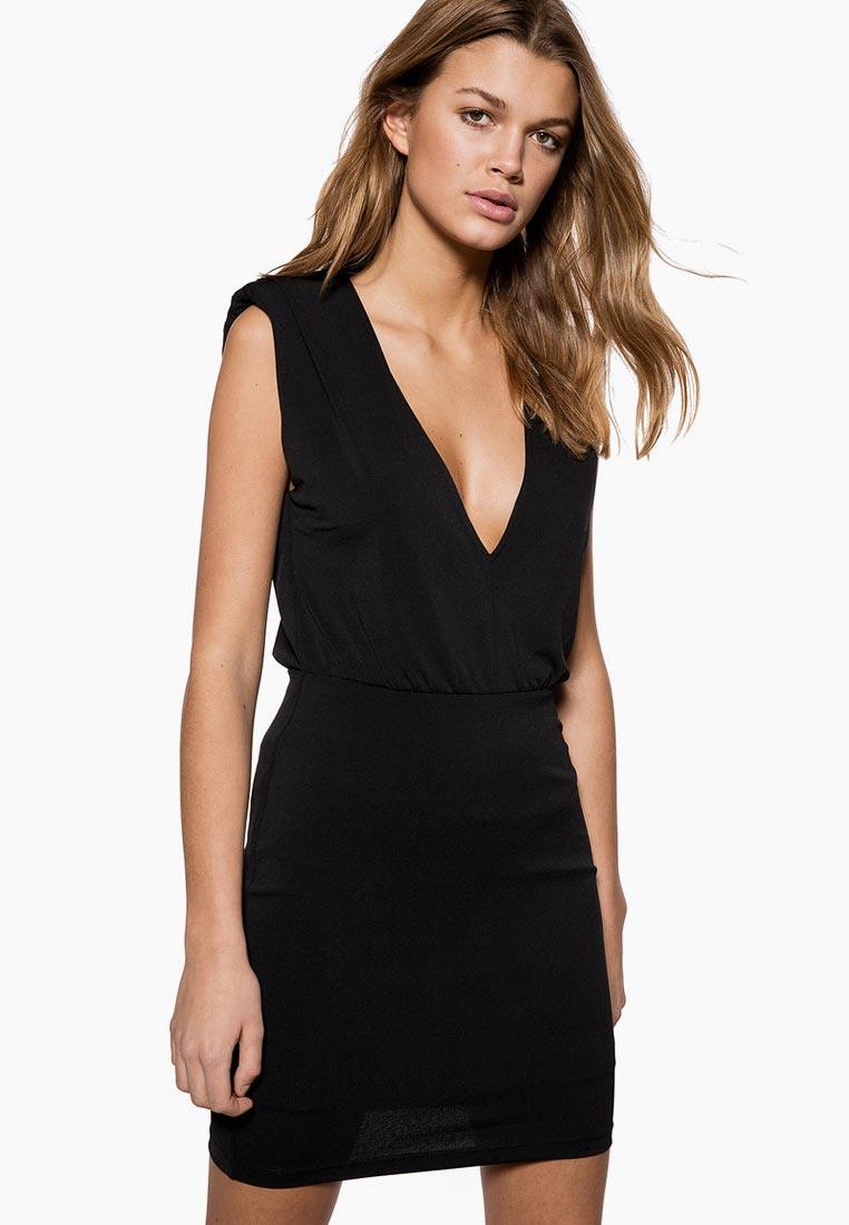 Вечернее / коктейльное платье Ivyrevel SHARP SHOULDER MINI DRESS