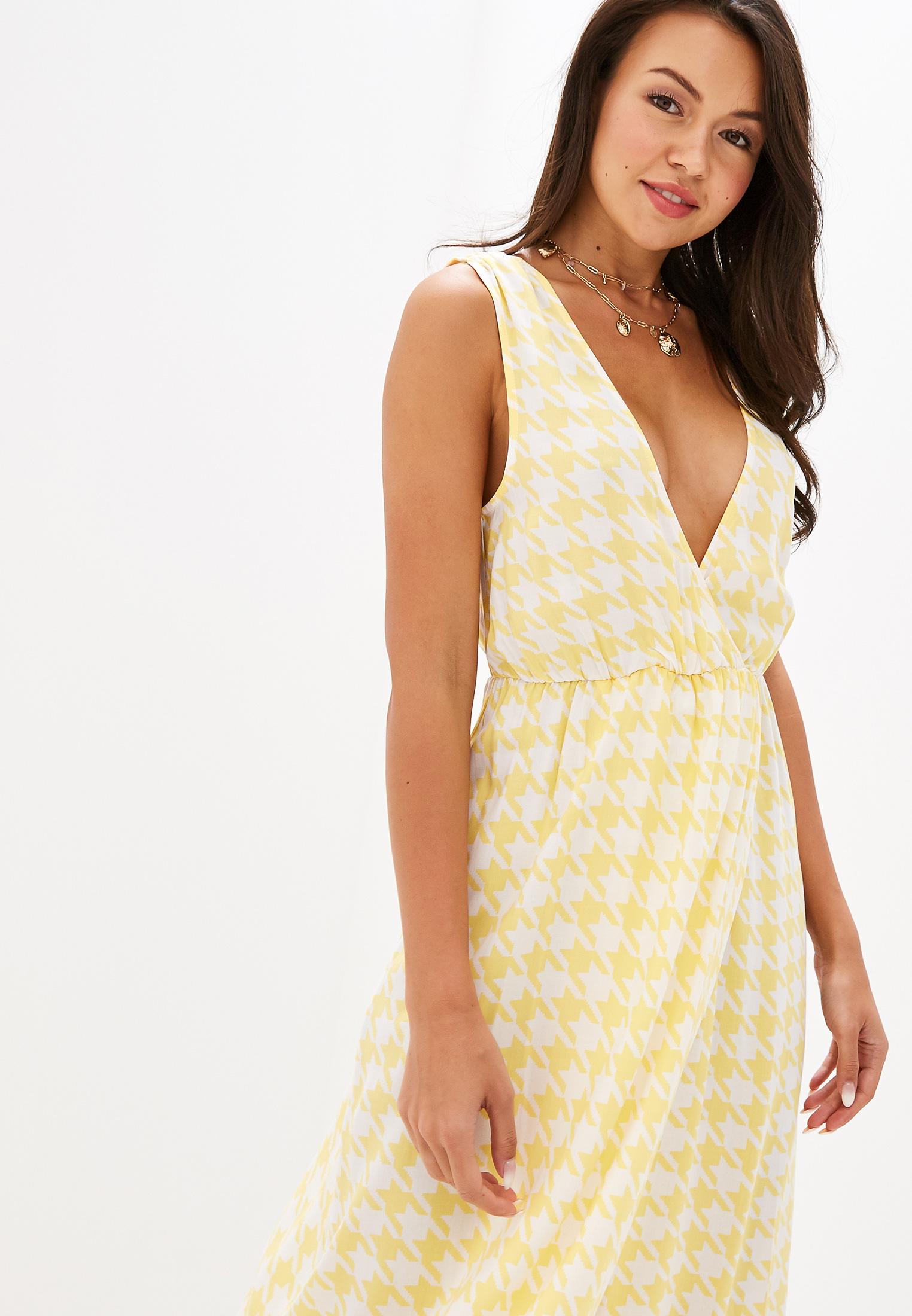 Платье Ivyrevel MAXI DRESS WITH SLIT: изображение 2