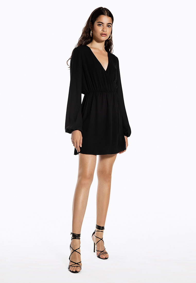 Ivyrevel BALLOON SLEEVE DRESS: изображение 2