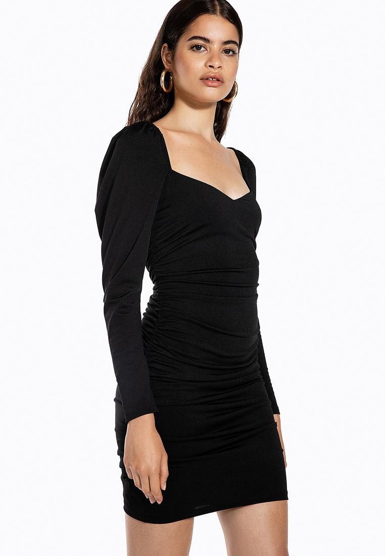 Вечернее / коктейльное платье Ivyrevel PUFF V-NECK DRESS