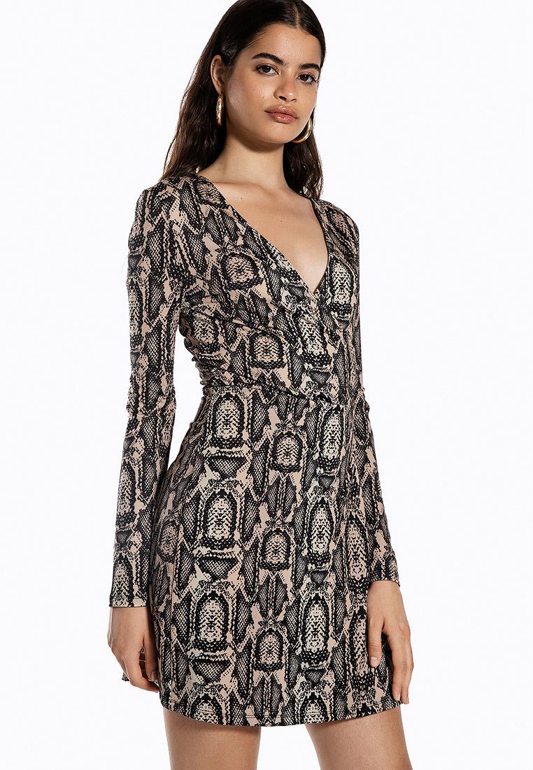 Платье Ivyrevel SHINY WRAP DRESS