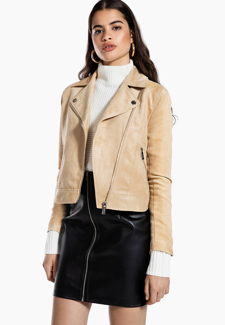 Кожаная куртка Ivyrevel 961-250