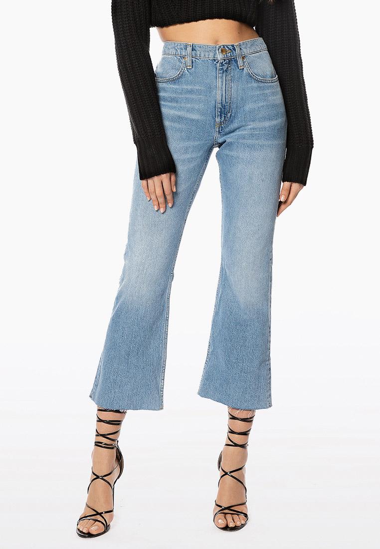 Широкие и расклешенные джинсы Ivyrevel 1004-400