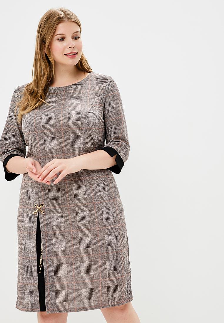 Вязаное платье Izabella И-179