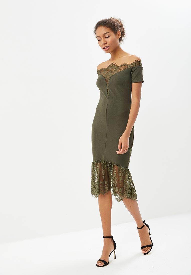Вечернее / коктейльное платье Izabella 516