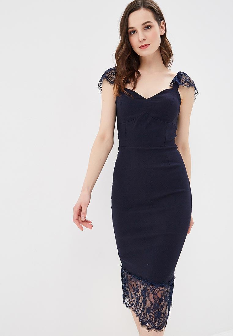 Вечернее / коктейльное платье Izabella 518