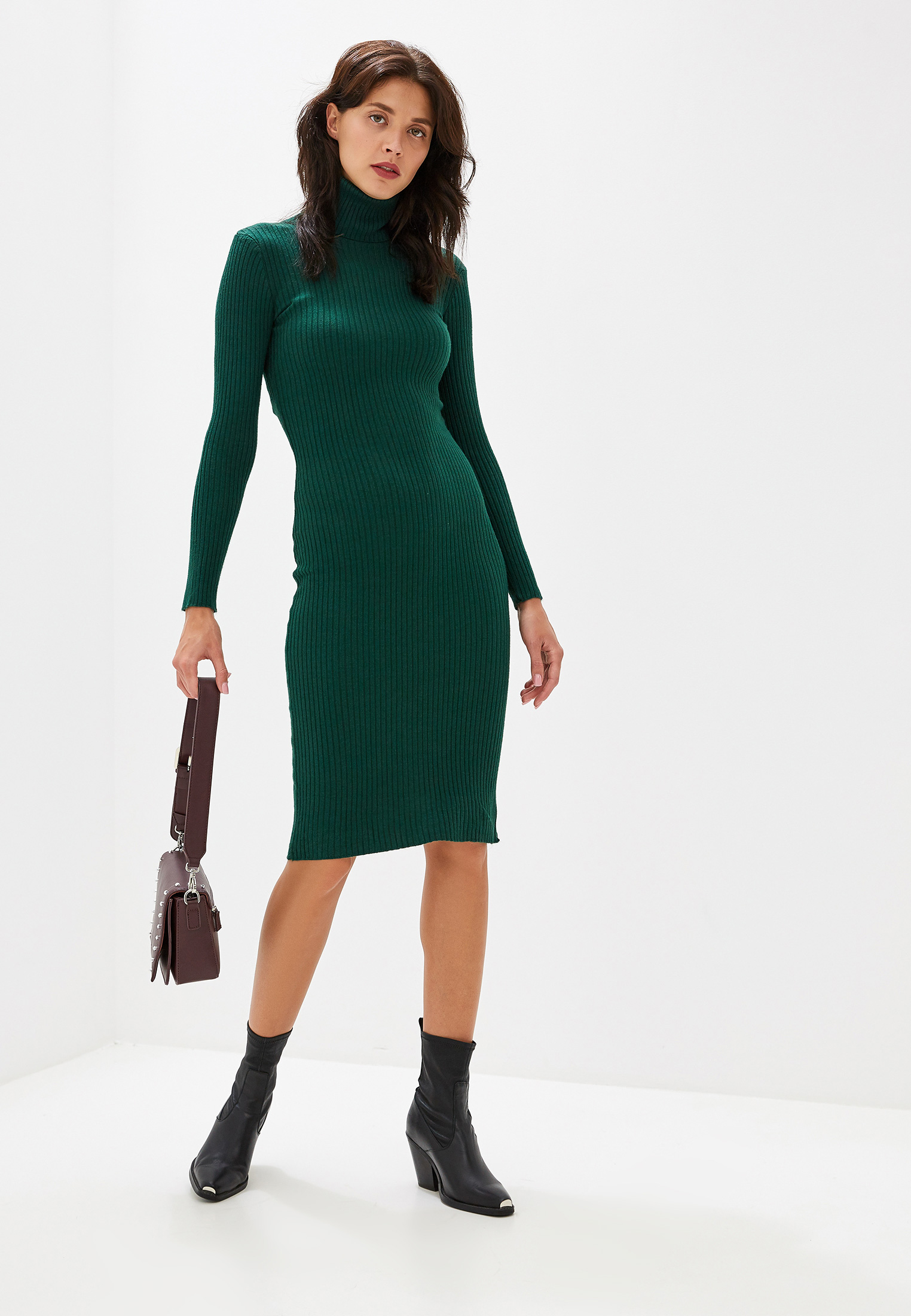 Вязаное платье Izabella IZ5220-3