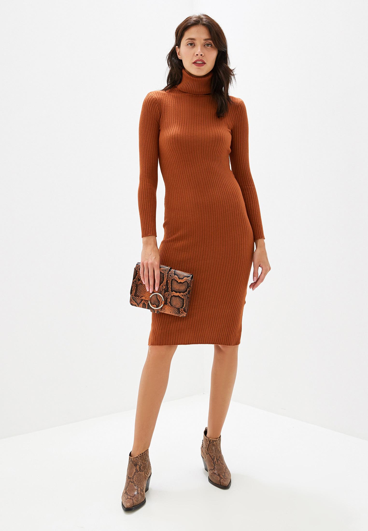 Вязаное платье Izabella IZ5220-7