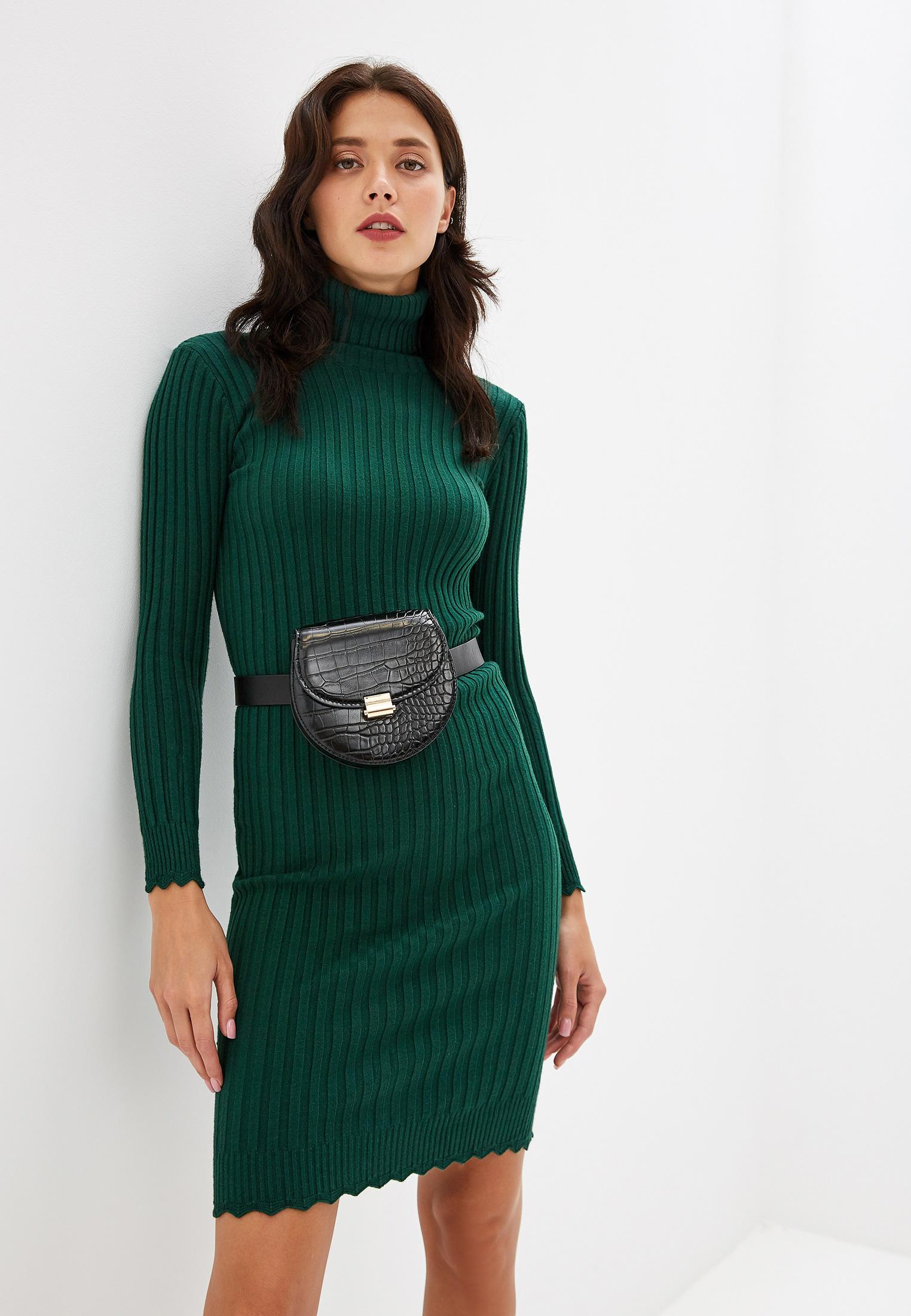 Вязаное платье Izabella IZ5450-1