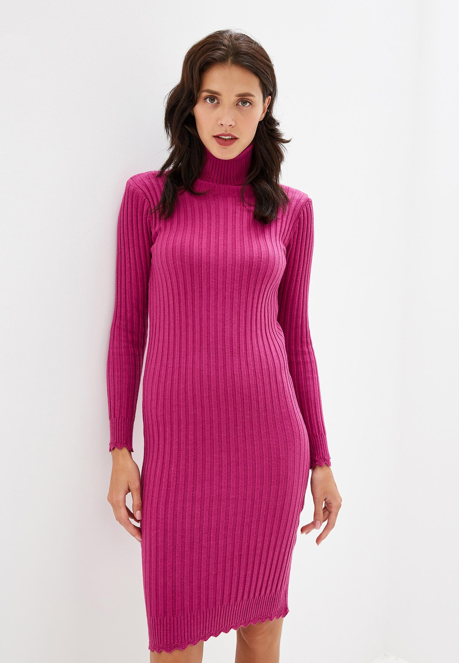 Вязаное платье Izabella IZ5450-2