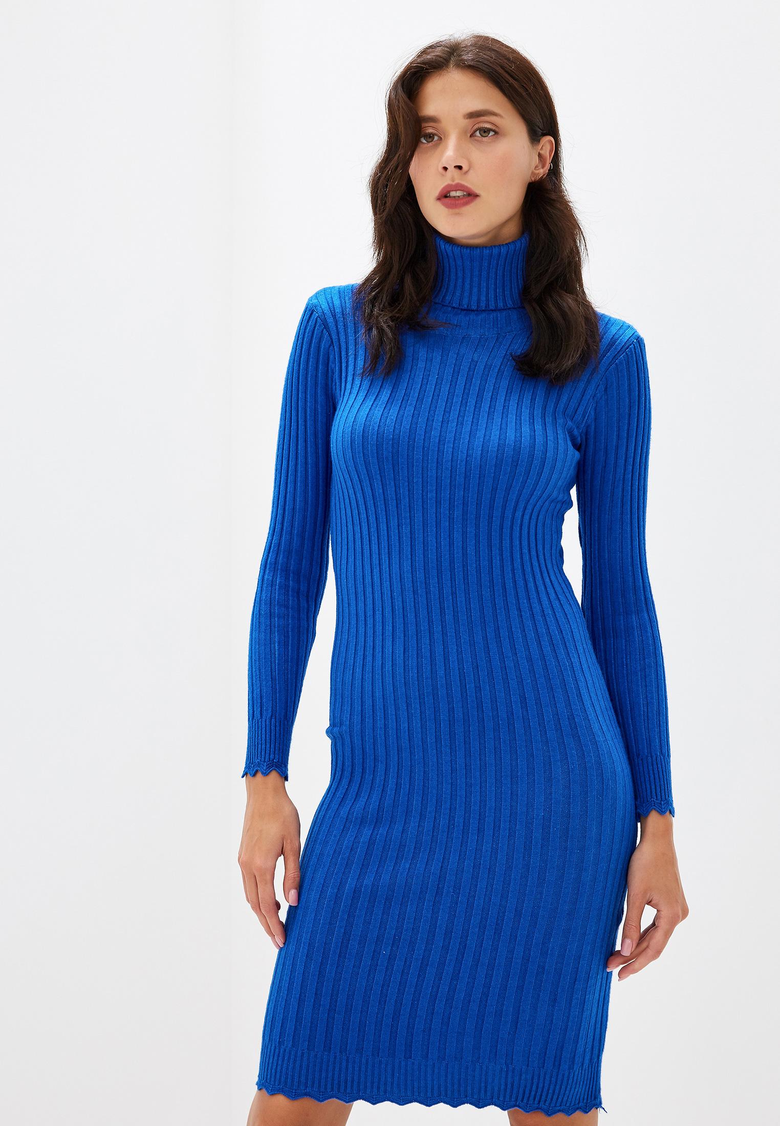 Вязаное платье Izabella IZ5450-4