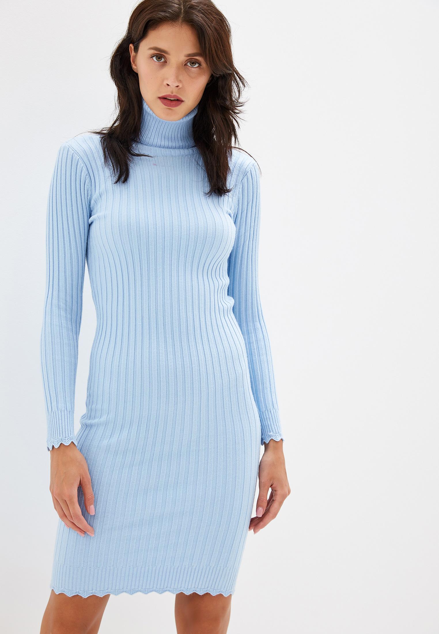 Вязаное платье Izabella IZ5450-7